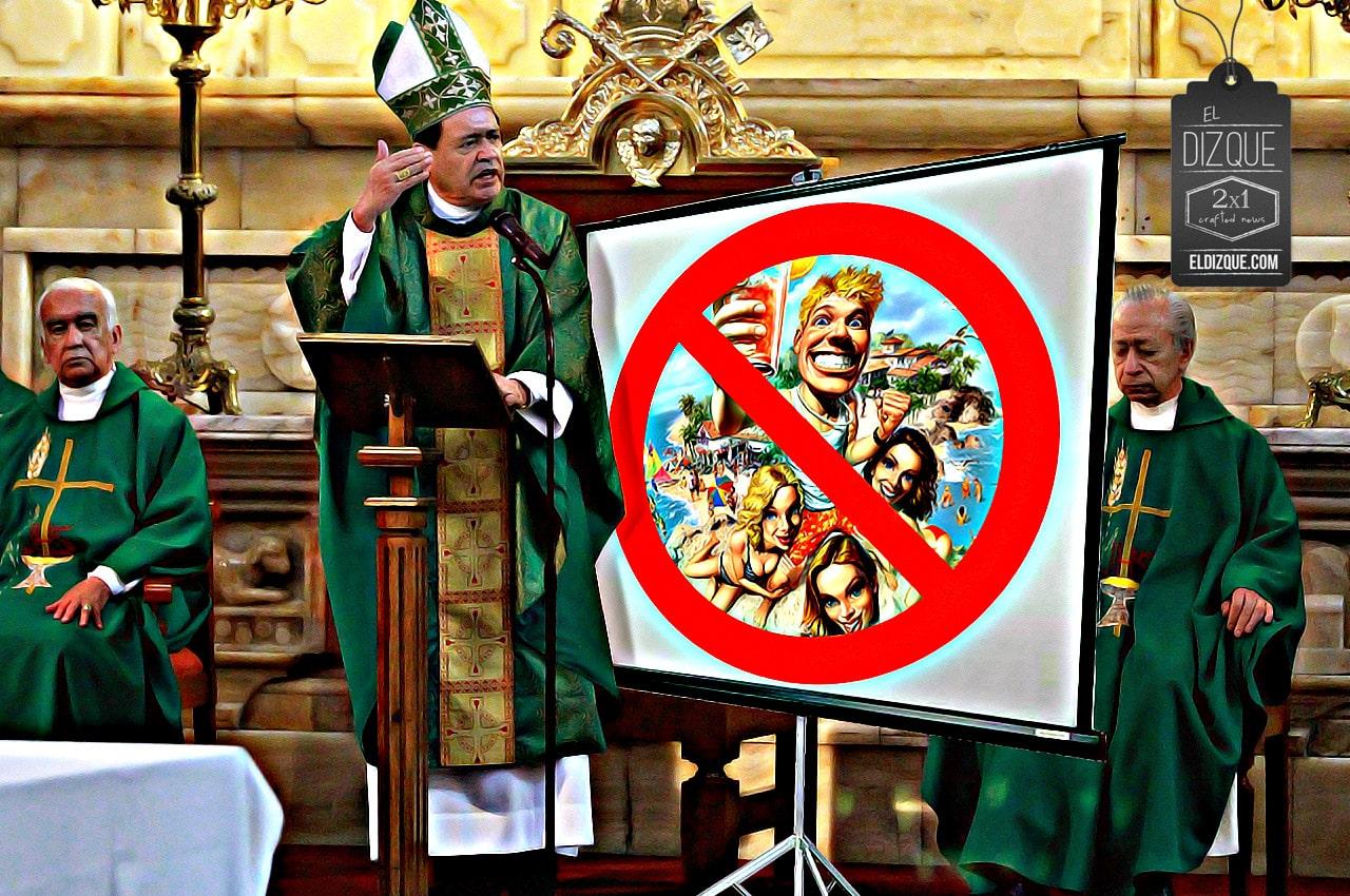 En Semana Santa, la iglesia organiza brigadas para descubrir a los no creyentes 1