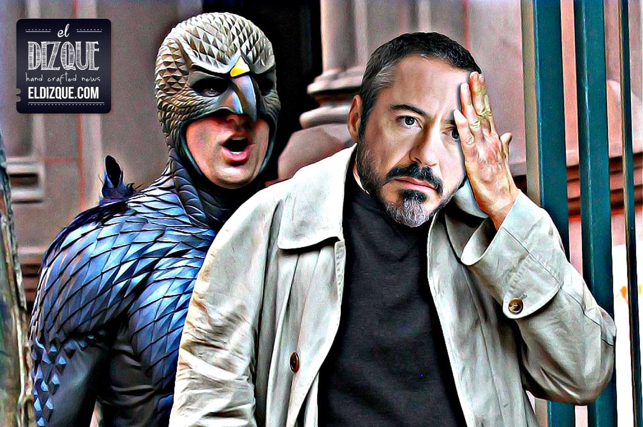 Robert Downey Jr. se arrepiente de su racismo al enterarse de que estaba considerado para Birdman 2 1