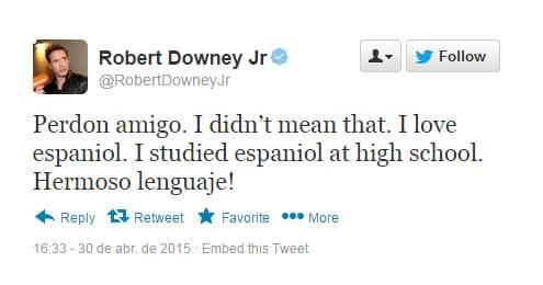 Twitter Downey 1