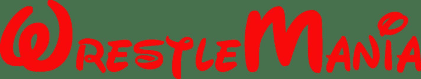 Nuevo logo de WrestleMania.