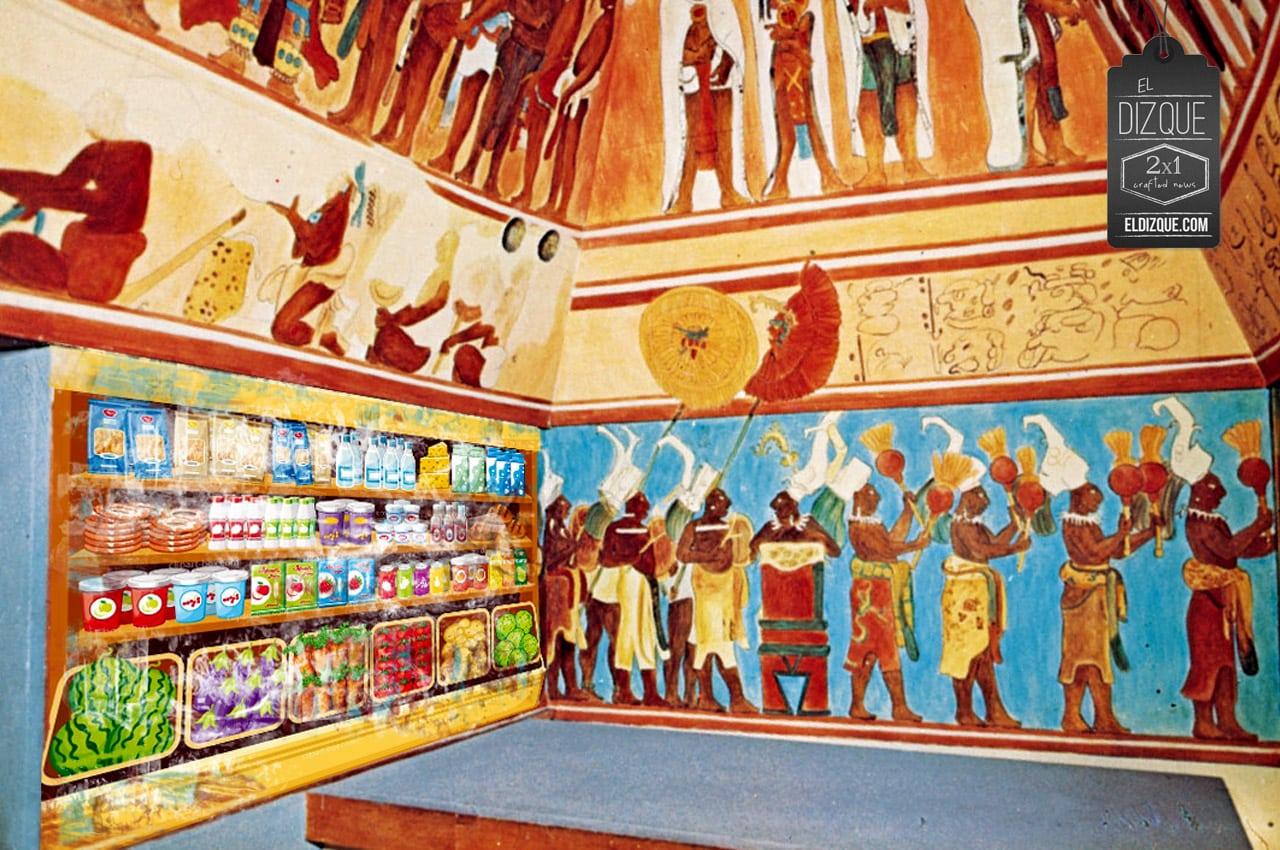 Arqueólogos descubren que Bonampak era un centro comercial 1