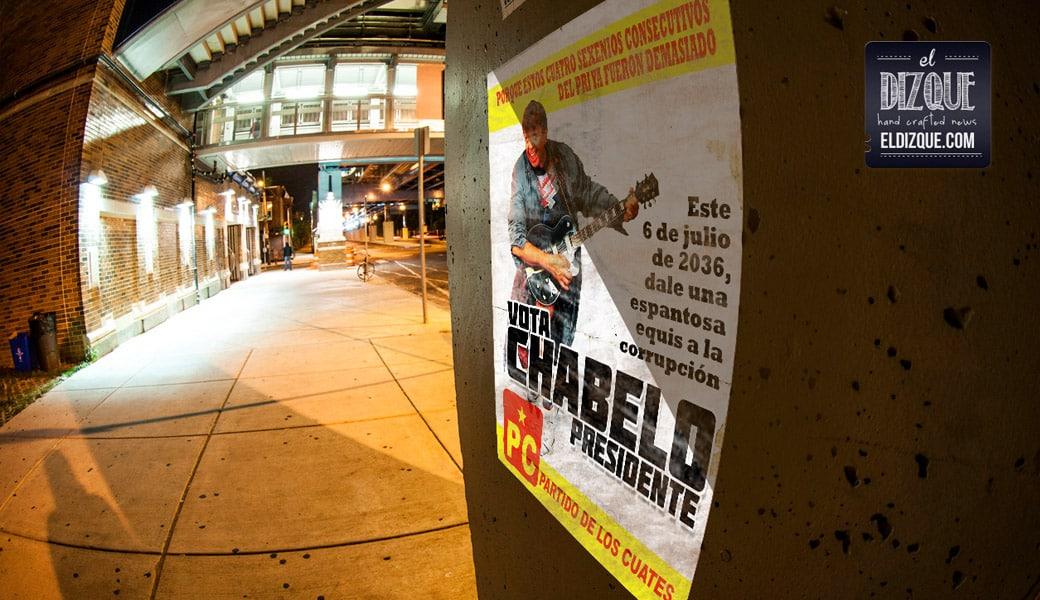 Chabelo será candidato presidencial en las elecciones de 2036 1