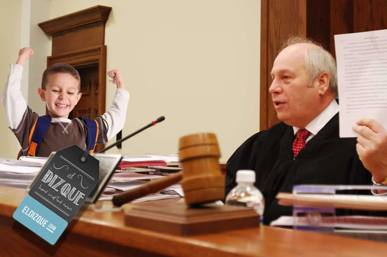 Los niños podrán demandar legalmente a sus padres si son castigados 5