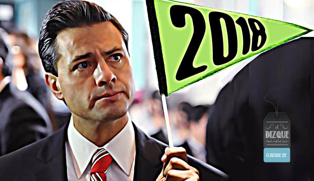 Un hueco legal podría permitir la reelección de Enrique Peña Nieto 4