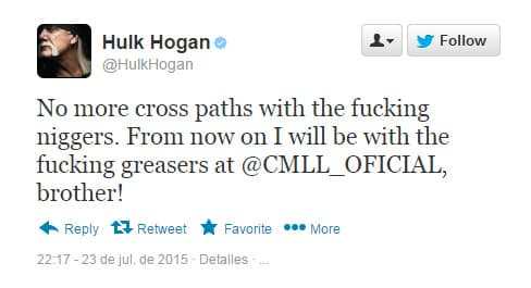Hogan Twitter