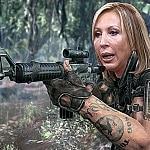 Laura Bozzo se prepara para emprender la búsqueda del Chapo Guzmán 3