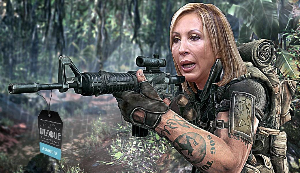 Laura Bozzo se prepara para emprender la búsqueda del Chapo Guzmán 6