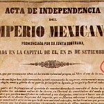 Este año vence el Acta de Independencia — Todo listo para volver a ser parte de España 10