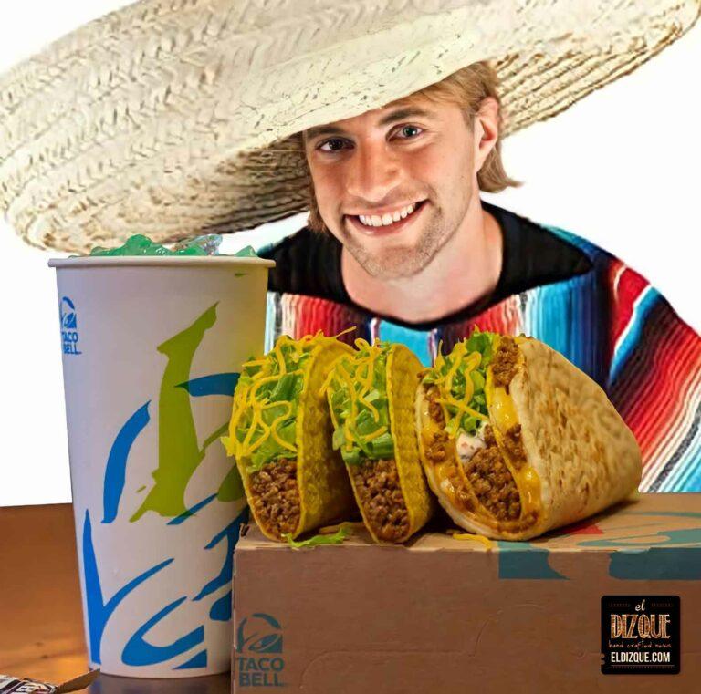 Taco Bell mexicano