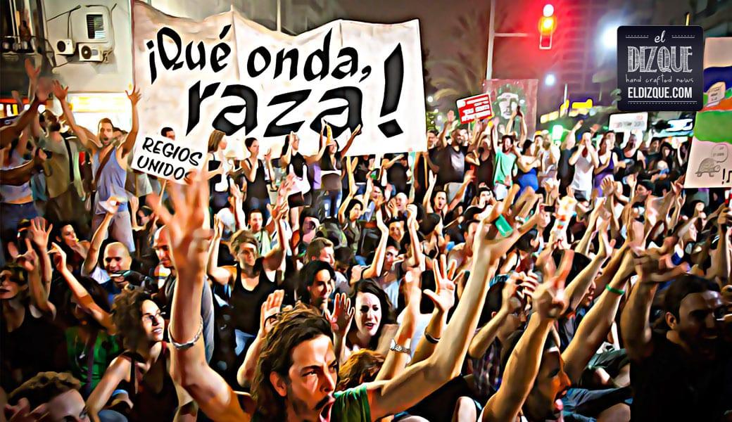 Polémica por el Día de la Raza provoca confrontación entre regios y chilangos 17