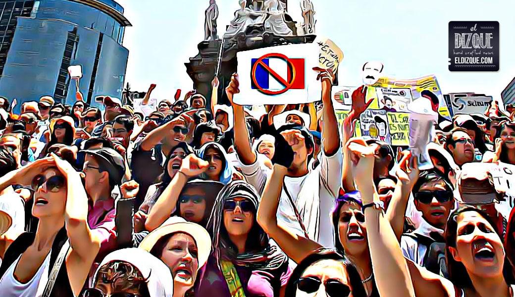 Mexicanos indignados por la atención del mundo hacia Francia, piden que se cante en Wembley el Himno Nacional Mexicano 1