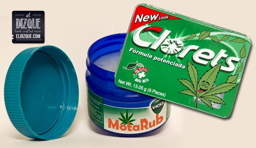 Conocidas marcas comienzan a desarrollar en México productos a base de mariguana 1