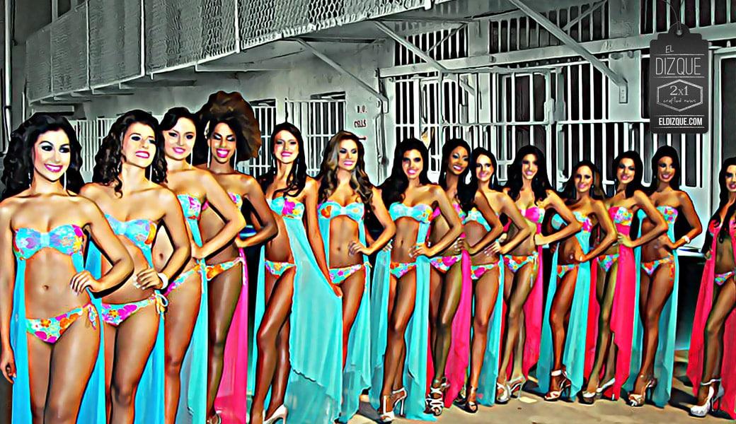 Elba Esther Gordillo coordinará el concurso Miss Reclusa 2015 5