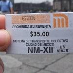 El precio del boleto del Metro de la Ciudad de México subirá a 35 pesos, aseguran autoridades 14