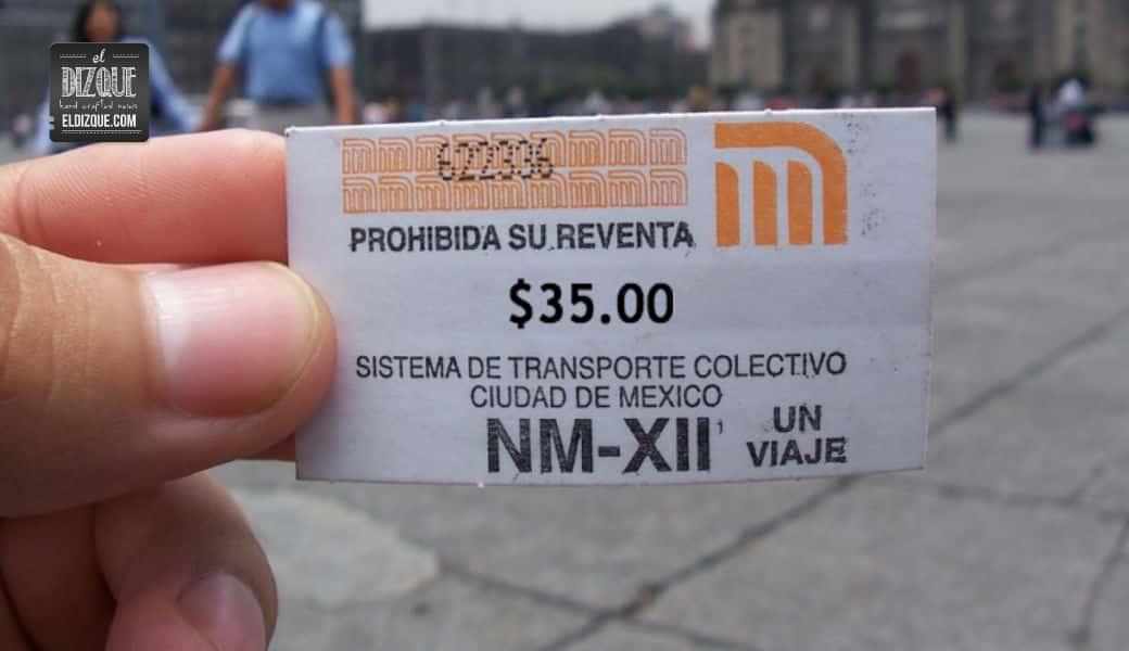 El precio del boleto del Metro de la Ciudad de México subirá a 35 pesos, aseguran autoridades 1