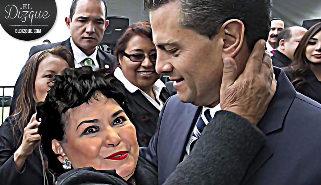 Carmen Salinas pedirá licencia como legisladora para presidir la Secretaria de Cultura 1