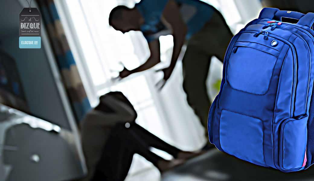 Pedro Fernandez y María Rebeca filmarán la secuela de La niña de la mochila azul 1
