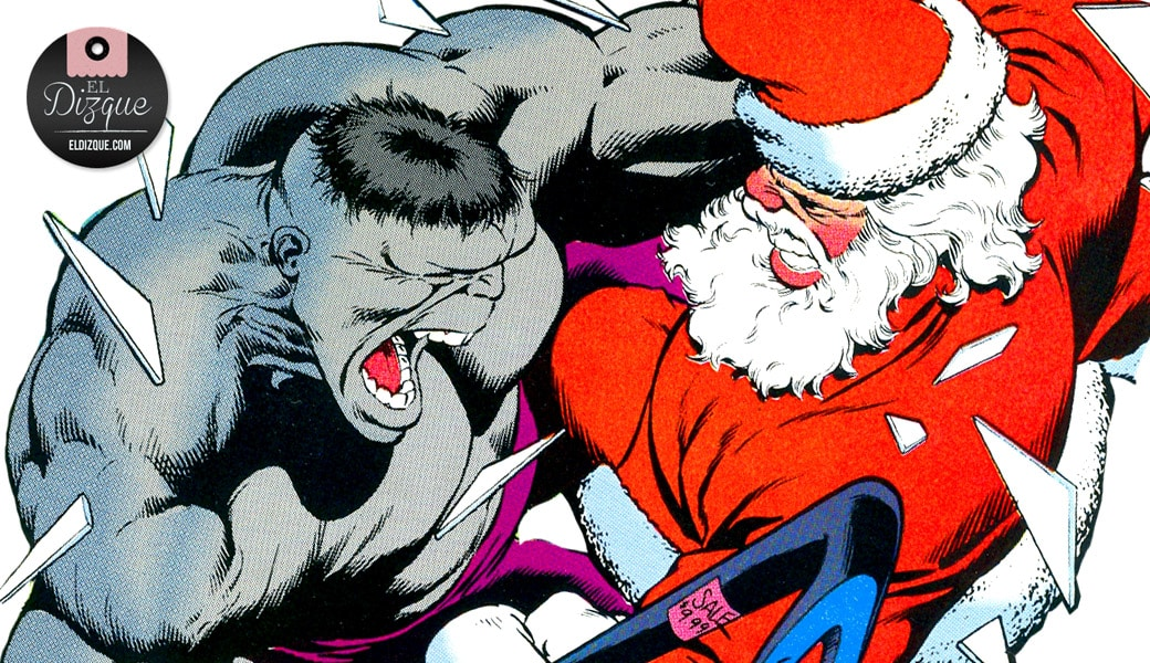 Santa Claus se integrará al universo de Marvel Cómics — Estará en la próxima cinta de los Avengers 7