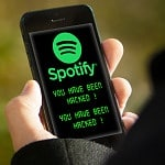 """Hackean a la plataforma Spotify en México — """"¡Que no cunda el pánico!"""", piden 8"""