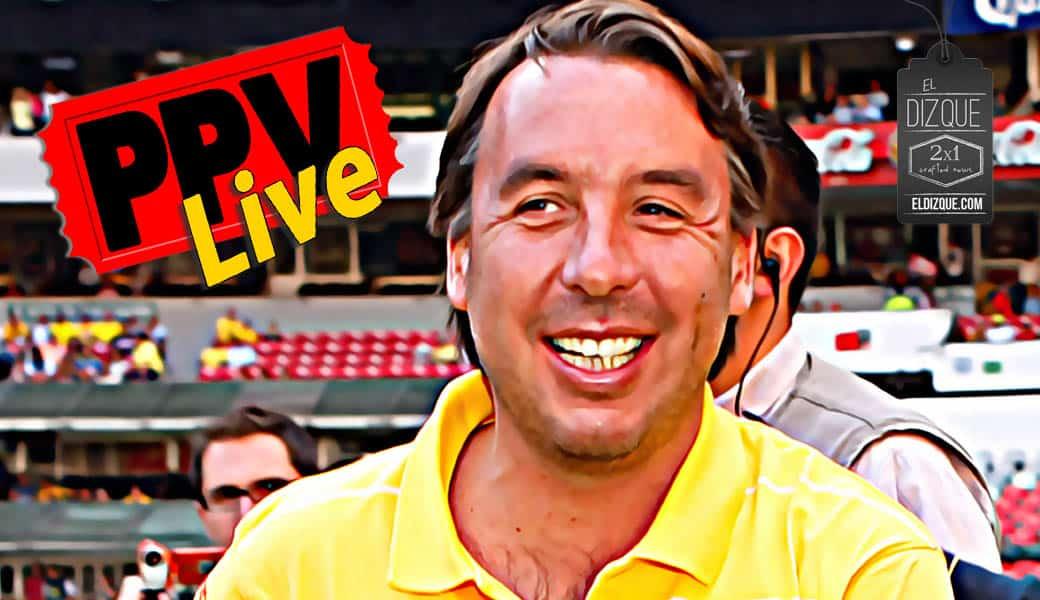 Ante la crisis en Televisa, los partidos del América serán transmitidos en PPV 7