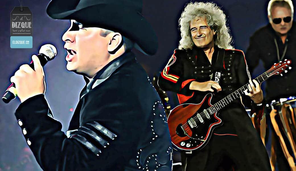 Julión Alvarez será el vocalista en el nuevo disco de Queen 9