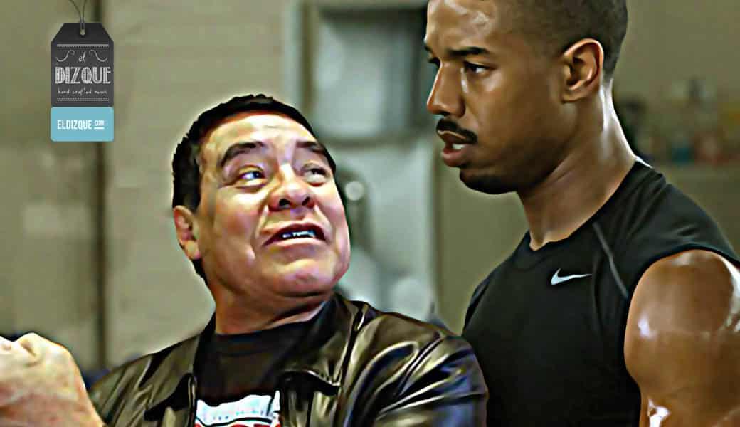 """Rubén """"El Púas"""" Olivares participará en la secuela de Creed 1"""