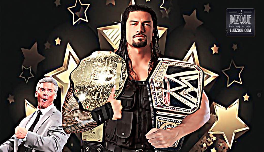 La WWE nombra a Roman Reigns como el luchador de la década — También entrará a su Salón de la Fama 1