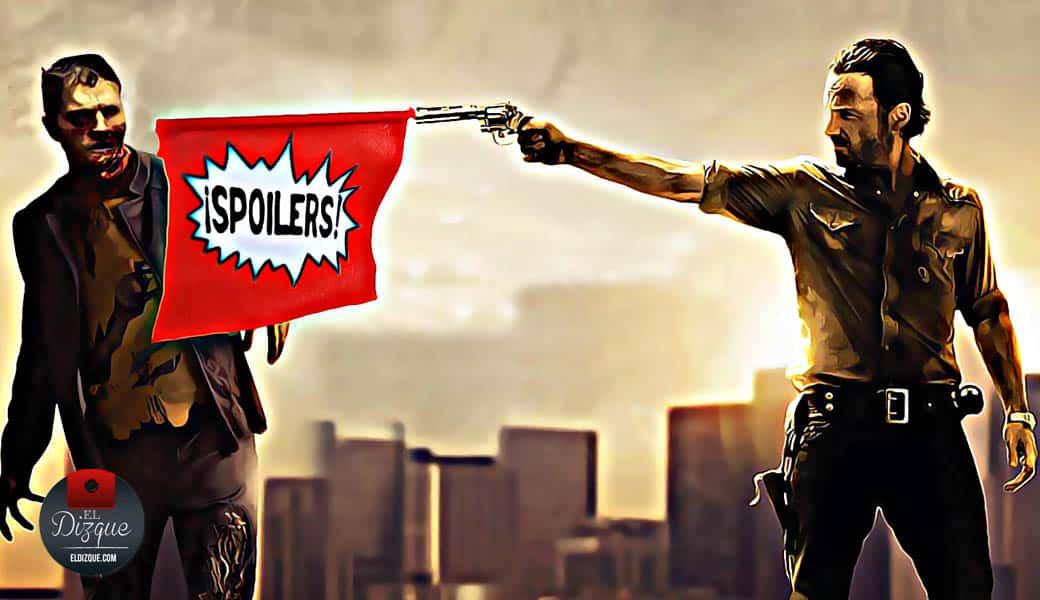 El final de la teleserie The Walking Dead, por fin revelado 5