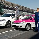 Uber y la Unión de Taxistas arreglarán diferencias en una carrera 2