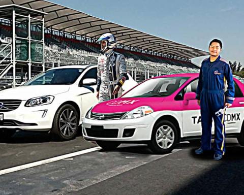 Uber y la Unión de Taxistas arreglarán diferencias en una carrera 3