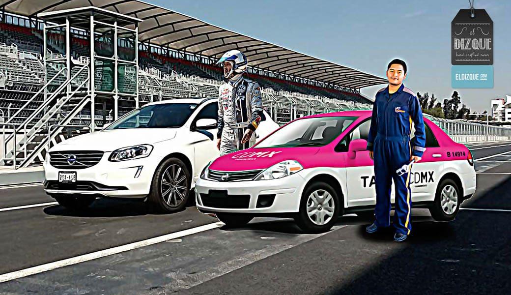 Uber y la Unión de Taxistas arreglarán diferencias en una carrera 8