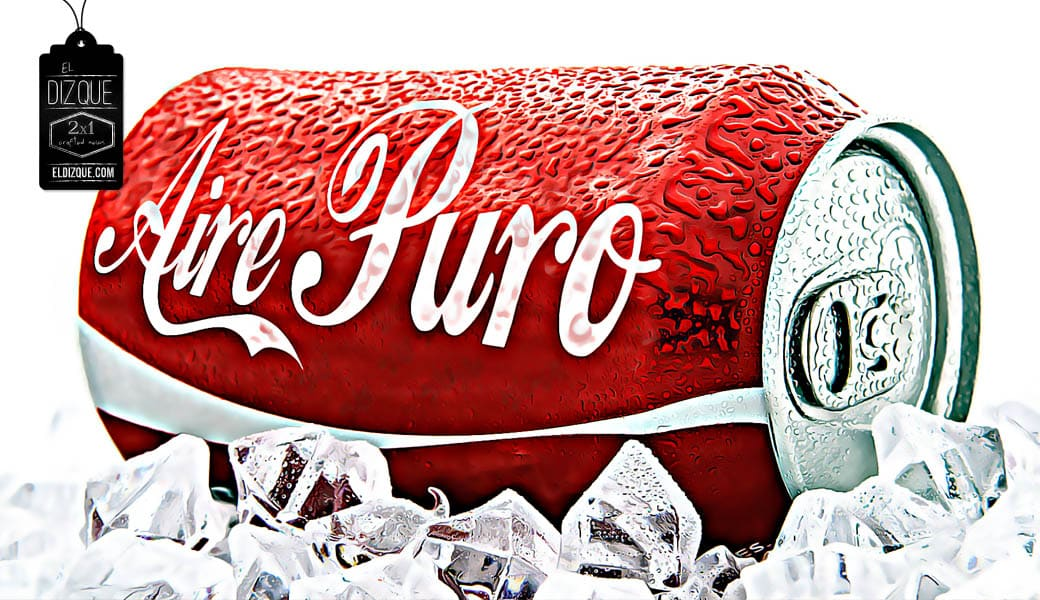 Coca-Cola ahora venderá aire enlatado 1