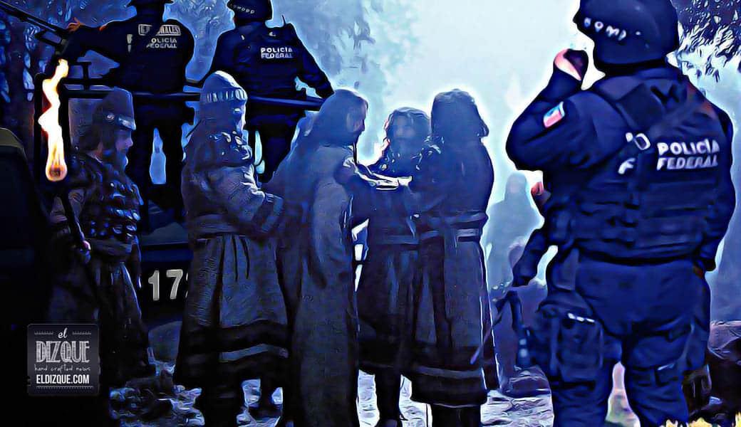 La Procuraduría de Jerusalén logra arrestar a Jesús, líder de la banda de Los Apóstoles 1