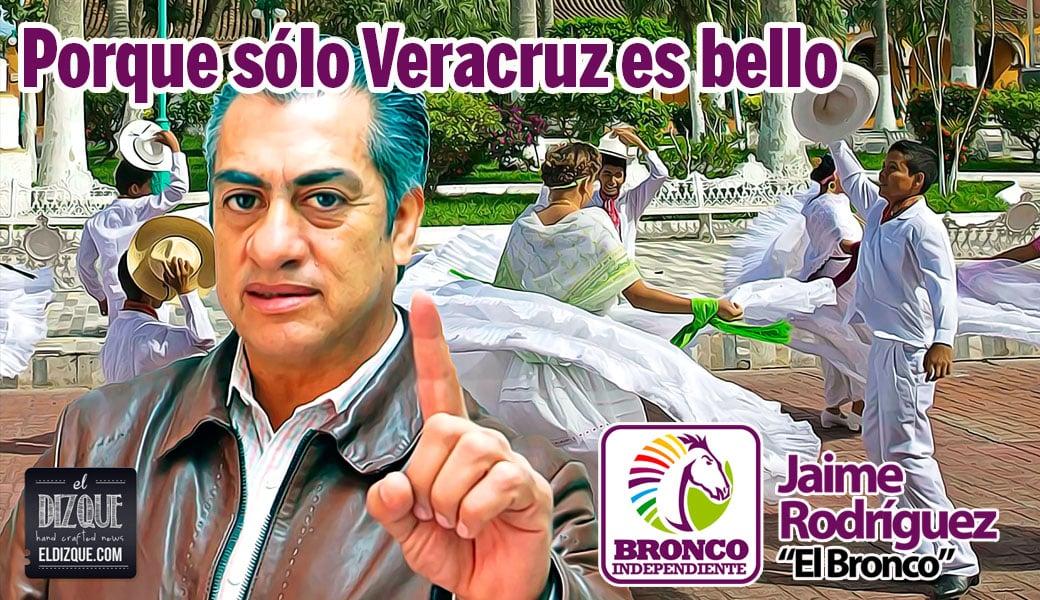 El Bronco se lanzará como candidato independiente para el gobierno de Veracruz 1