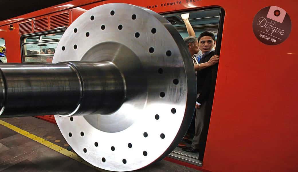 Se instalarán compresores de pasajeros en las estaciones del metro capitalino 5