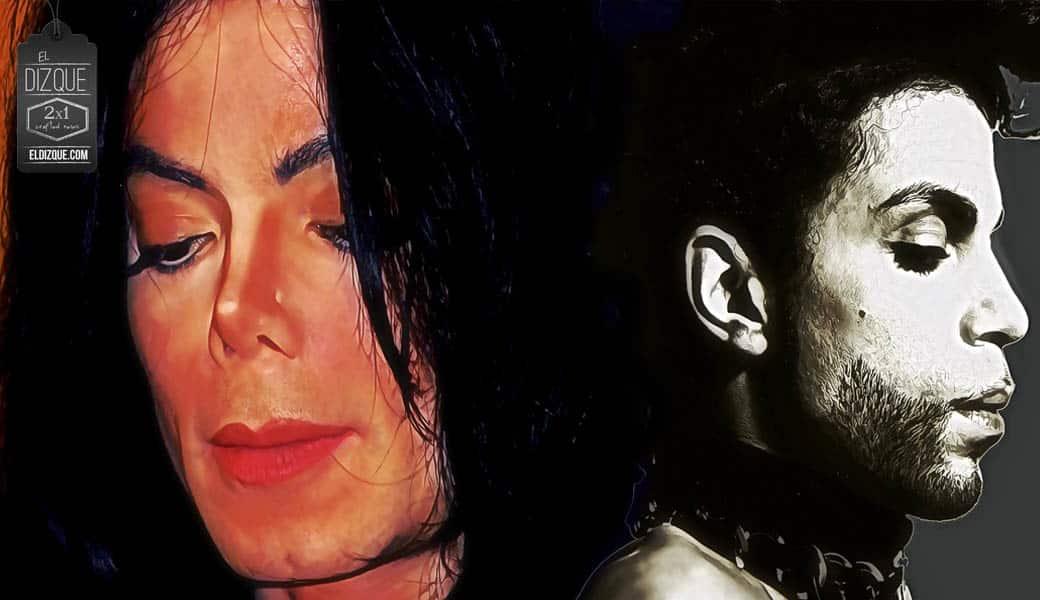 Michael Jackson lamenta el fallecimiento de Prince 3