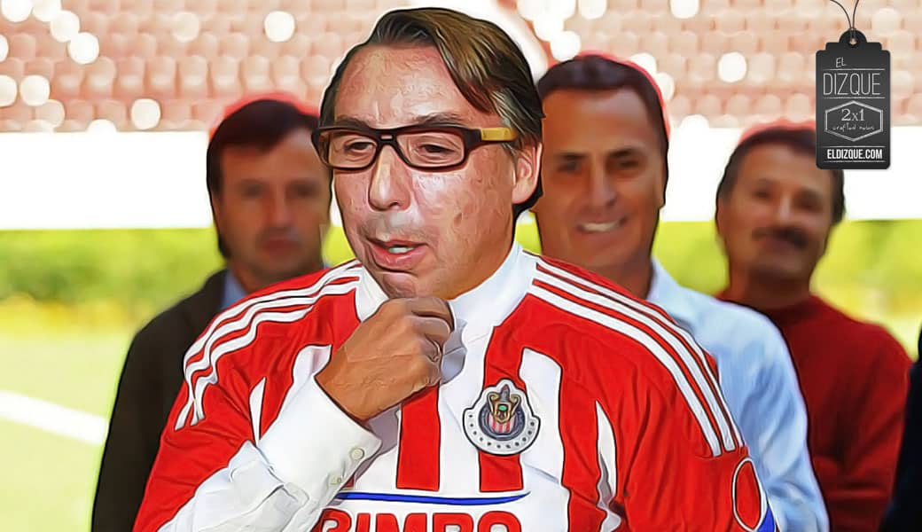 Televisa compra al Club Guadalajara — Las ahora Chivas de Coapa jugarán en el Azteca 11