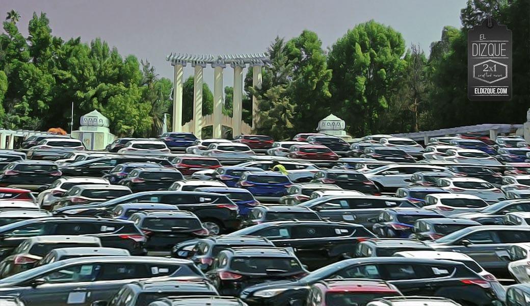 Tras consulta vecinal, convertirán al Parque México en estacionamiento 5