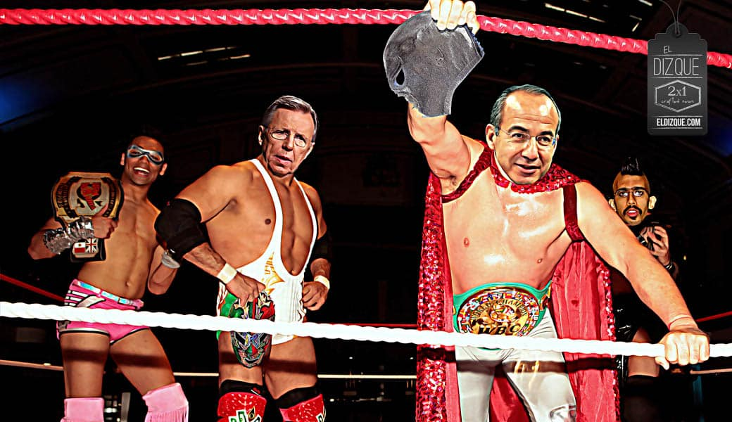 Para evitar fraudes, los luchadores enmascarados deberán mostrar su rostro en cada arena, piden fans de Facebook 1