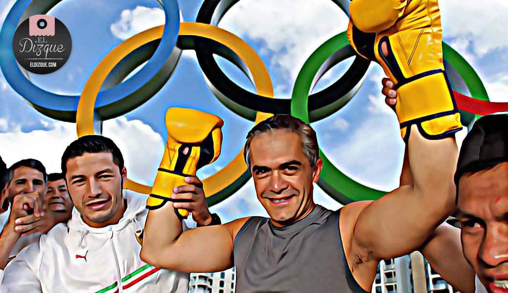 Miguel Ángel Mancera competirá en los Juegos Olímpicos de Río 2016 5