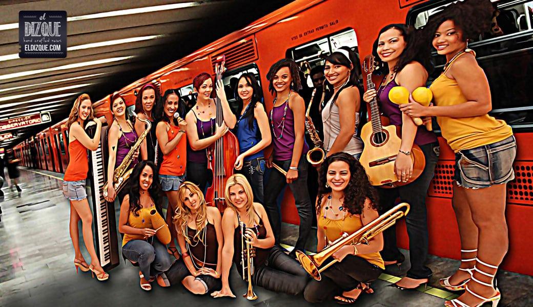 Proponen que en vez de #ElPitoDeMancera repartan instrumentos musicales para formar una orquesta en el metro 10