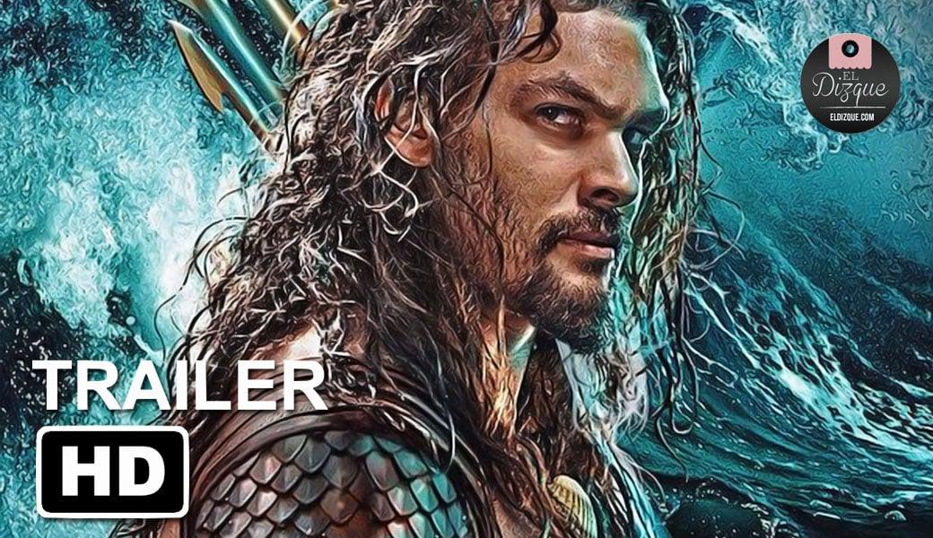 Ya está listo el primer trailer de Aquaman — Aún no deciden lugar y fecha para presentarlo 1