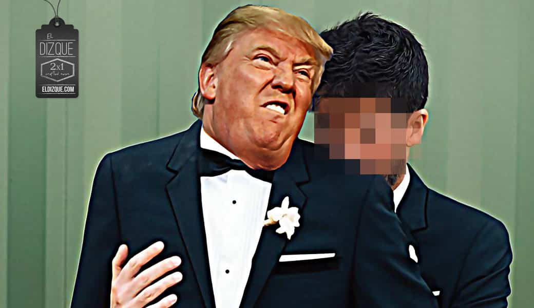 Revelan que la xenofobia de Donald Trump se debe a una relación tormentosa con un mexicano 3