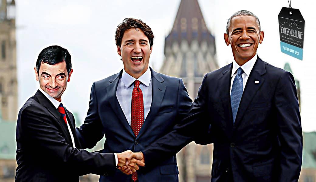 El Primer Ministro de Canadá felicita a Enrique Peña Nieto por la excelente idea que tuvo 6