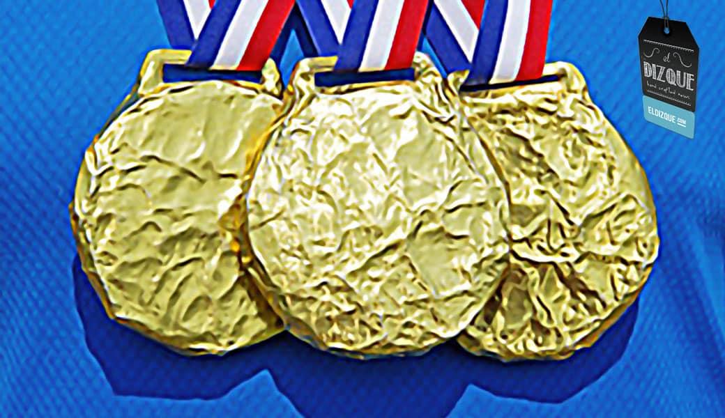 La Conade presentó las medallas de consolación que recibirán los atletas mexicanos en Río 2016 12