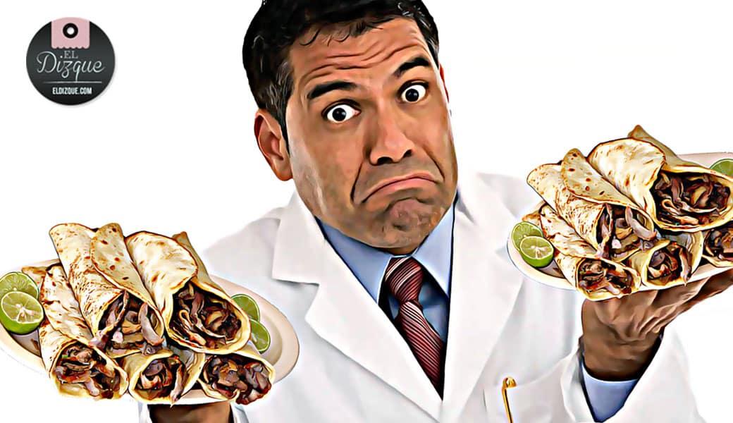 Descubren que una dieta a base de tacos puede prevenir el cáncer 1