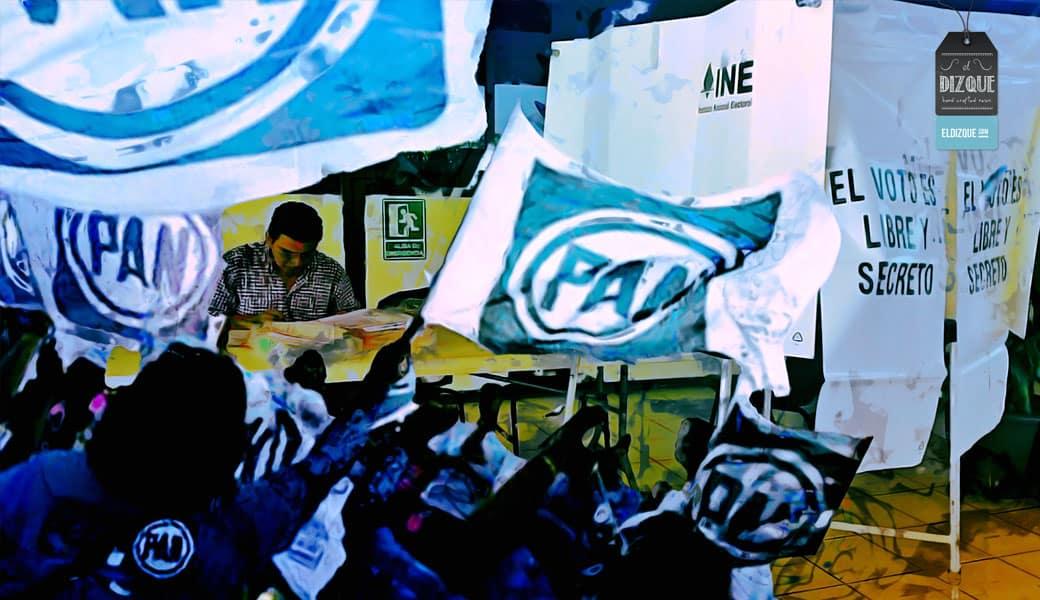El INE podría anular las elecciones en los estados donde perdió el PRI debido a que el PAN violó la veda electoral 4