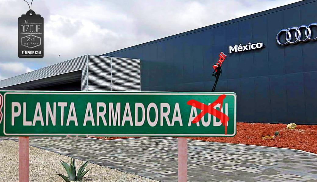 La automotriz Audi anuncia que cambiará su nombre en México 1