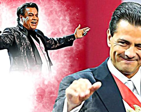 Por deceso de Juan Gabriel, cancelado el 4° Informe de Gobierno de EPN 4