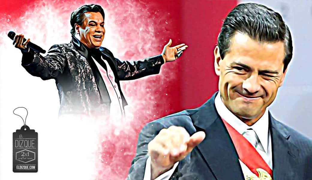 Por deceso de Juan Gabriel, cancelado el 4° Informe de Gobierno de EPN 6